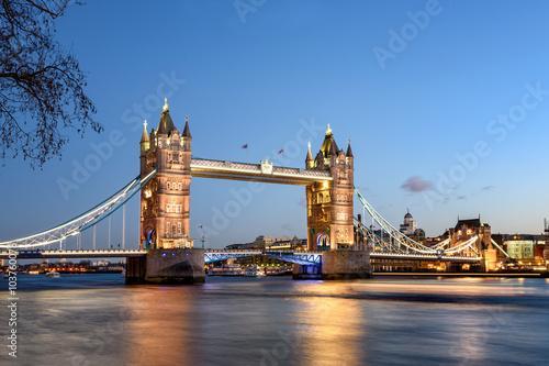 Foto op Canvas Londen Tower Bridge, London
