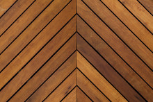 Design Of Wood Plank Used For Modern Wall Interior Background