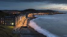 Aberystwyth Promenade, On The ...