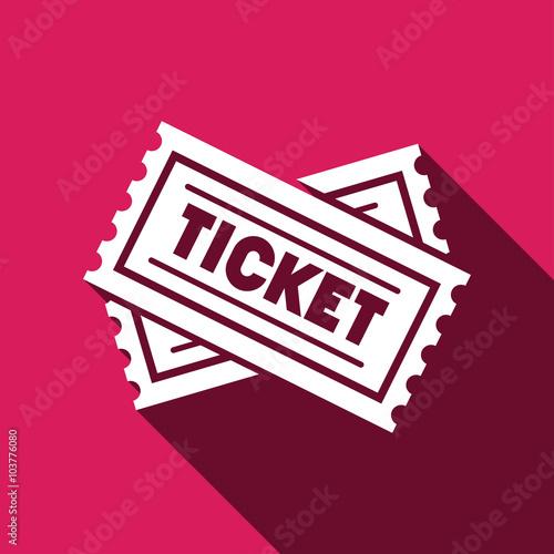 Fotografía  Ticket icon