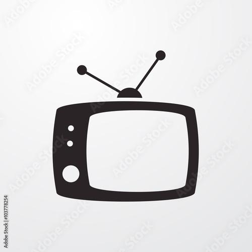 Fotografía  TV icon