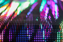 Bright Colored LED Smd Wall With Corner