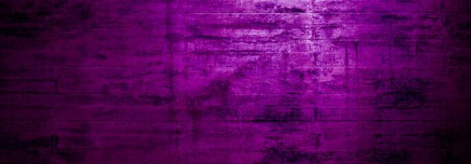 Verwitterte alte violette Oberfläche als breiter Hintergrund