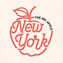 New York City Line Art Design.