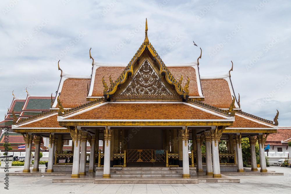 Photo  Wat Ratchanatdaram, Bangkok,  Thailand