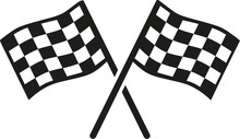 Kartracing Goal Flags