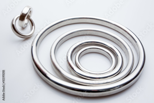 Fotomural Gasket and flanges for mechanical seal