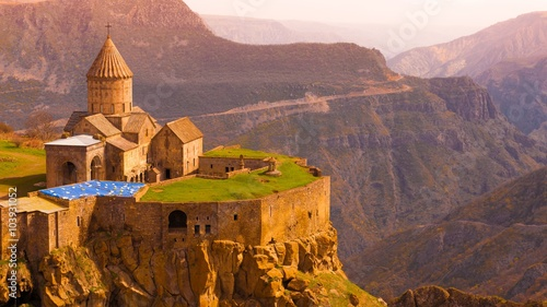 Armenian monastery Fototapete