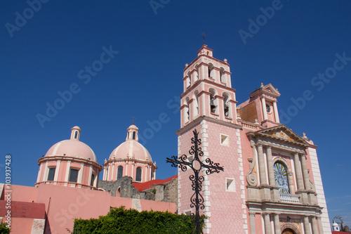 Parroquia Santa María de la Asunción Tequisquiapan Mexico #103937428