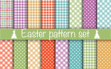 Easter Geometric Patterns
