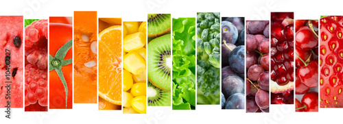 Poster Fruit Fruit and vegetable