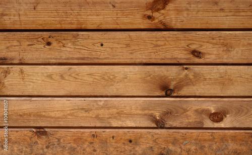 Papiers peints Bois Wooden light-yellow background closeup