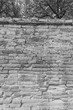 Abstract weathered texture stained old stucco light gray and age