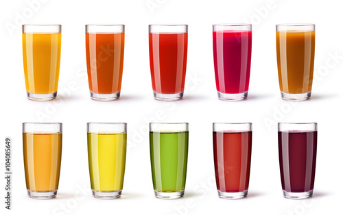 Photo sur Aluminium Jus, Sirop juice