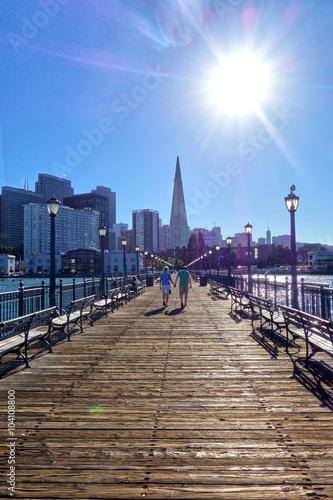 Fototapeta  San Francisko Pier