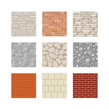 Seamless Texture - Stone Wall