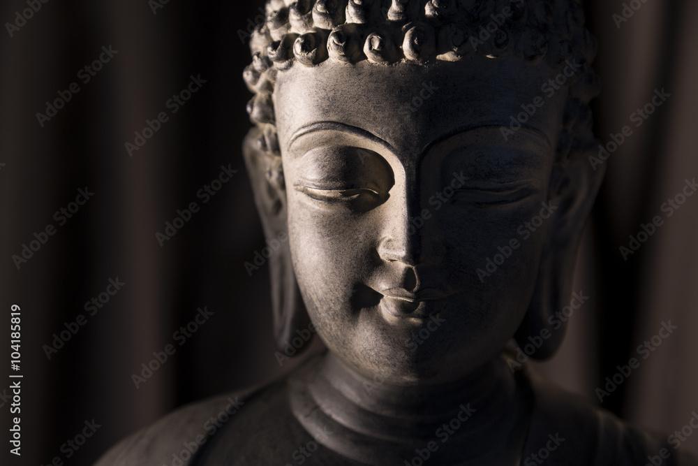 Statue de Bouddha Fototapeta