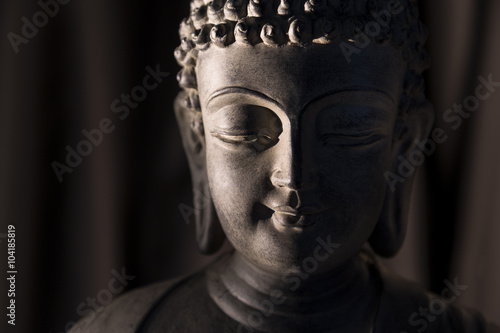 Fényképezés  Statue de Bouddha
