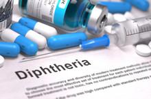 Diagnosis - Diphtheria. Medica...