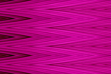 Pink Zigzag Wave Sharp Art Abstract Background (Made From Banana Leaves)