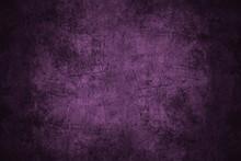 Violet Scratched Metal