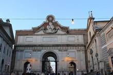 Rom: Die Berühmte Porta Del P...