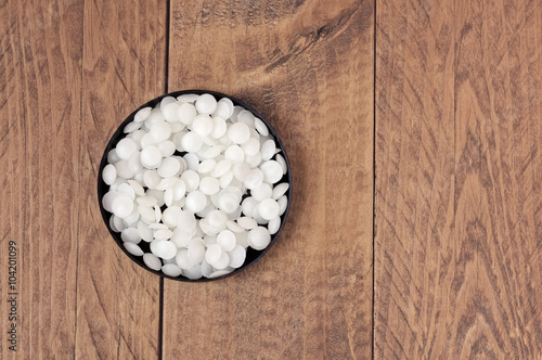 Photo Beeswax Pellets