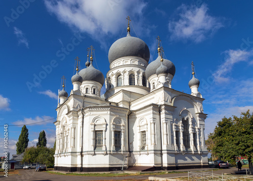Photo  Church of the Nativity. Anna. Russia
