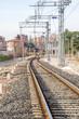 urban crossing railroad