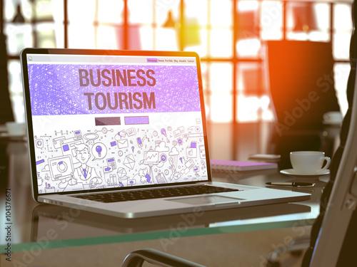 Fotografia  Business Tourism Concept