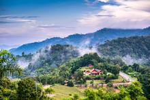 Landscape Of National Park In ...