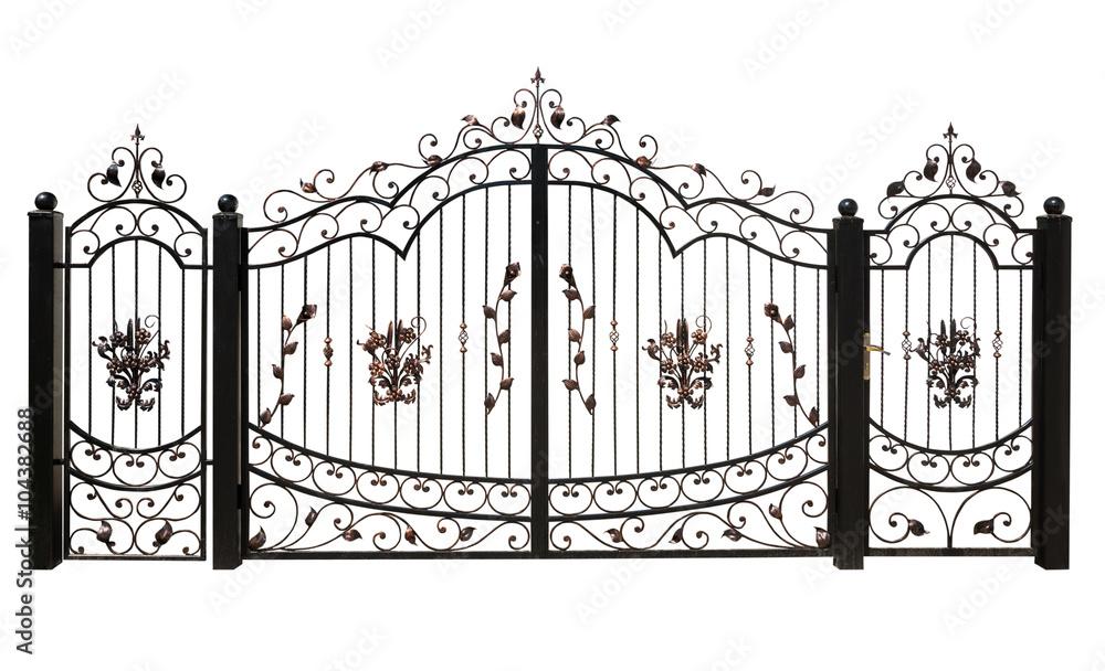 Fototapeta Iron gate
