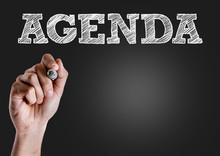 Hand Writing The Text: Agenda