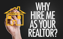 Hand Writing The Text: Why Hire Me As Your Realtor?