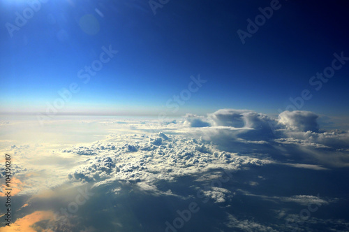 Valokuva  Sopra le nuvole