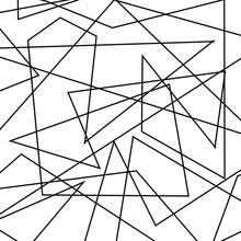 Sfondo Triangoli Bianchi E Neri