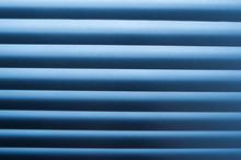 Modern Background Texture Plastic Shutter Blinds In Room