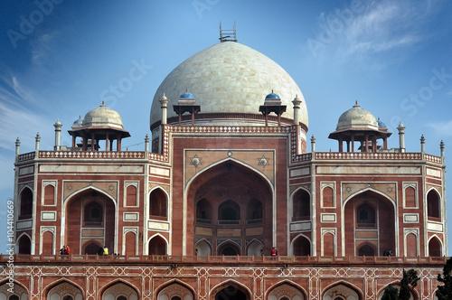 Fotobehang Delhi Humayun's Tomb in Delhi