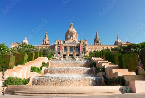 Square of Spain, Barcelona - 104480292