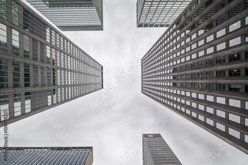 New York Skyscrapers : A Different perspective