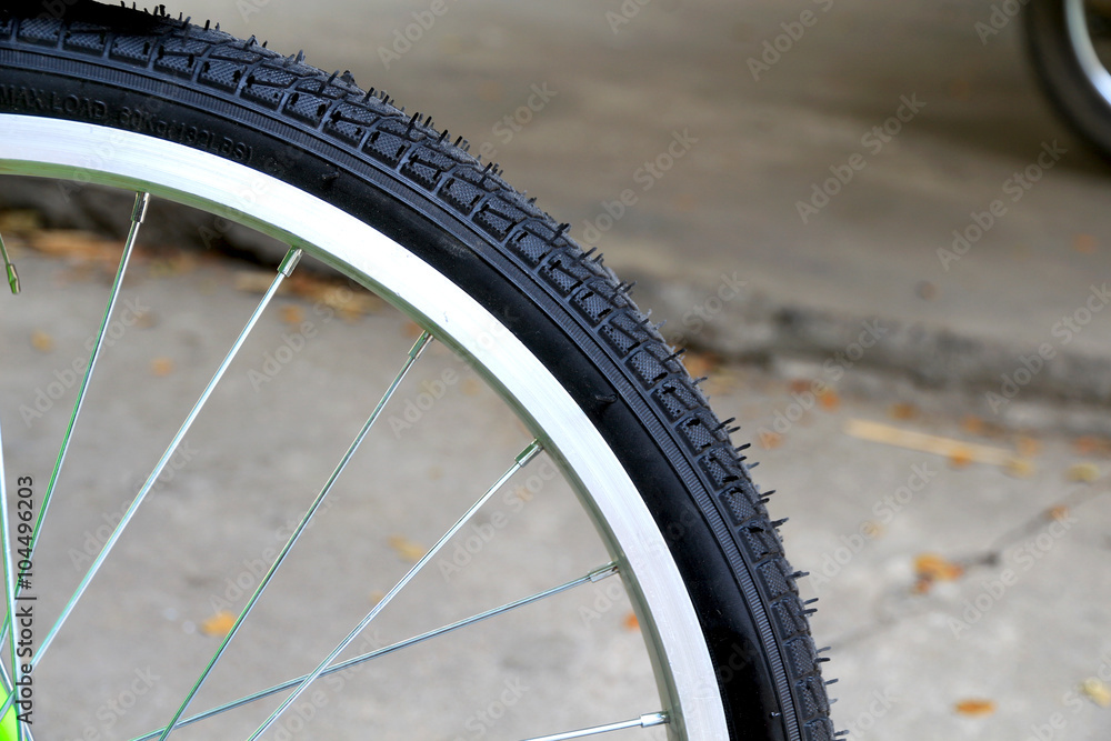 Photo Art Print Bicycle Parts Parts Of Bike Safety Europosters