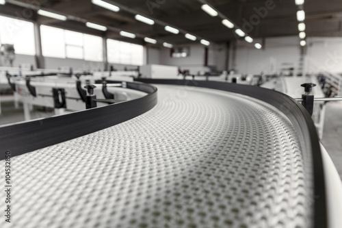 Fotografiet  conveyer belt