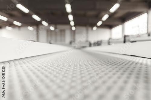 Fotografía conveyer belt