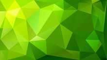 Abstract Low Poly Background O...