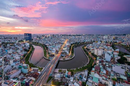 Foto  HO CHI MINH STADT, VIETNAM