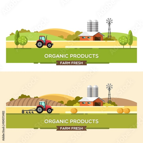 Organic Products Agriculture And Farming Agribusiness Rural
