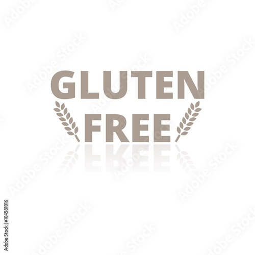 Gluten free icon - Buy this stock vector and explore similar