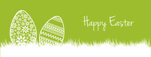 Happy Easter Card, Wishes