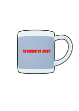Where Is Joe Cup?