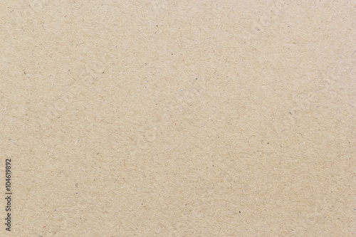 Vászonkép  Brown paper texture or background